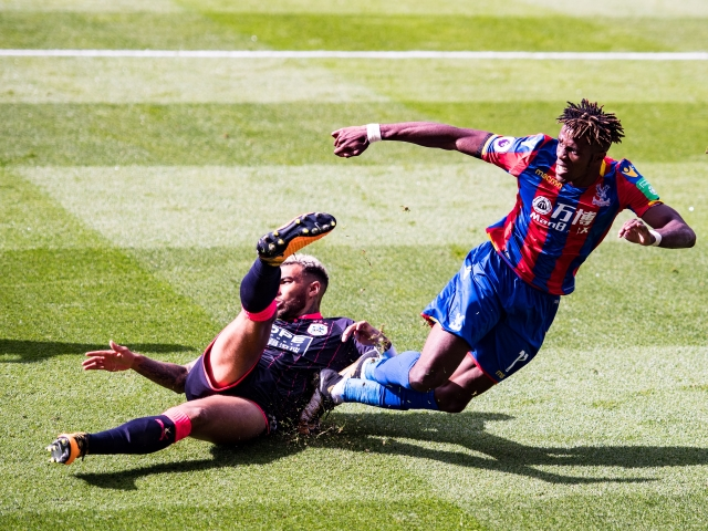 Wilf tackled